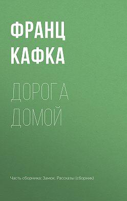 Франц Кафка - Дорога домой