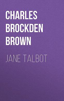 Charles Brown - Jane Talbot