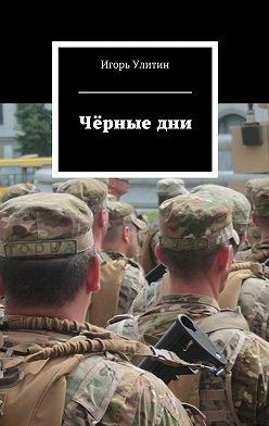 Игорь Улитин - Чёрныедни