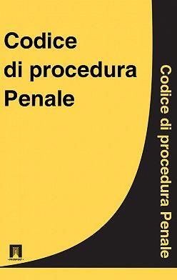 Italia - Codice di procedura Penale