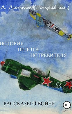 Алексей Леонтьев(Поправкин) - История пилота истребителя. Рассказы о войне