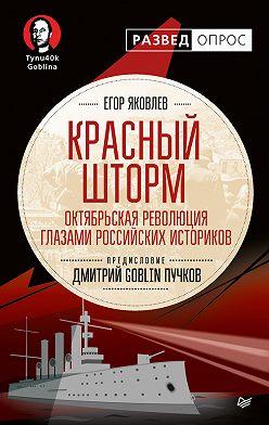 Дмитрий Пучков - Красный шторм. Октябрьская революция глазами российских историков