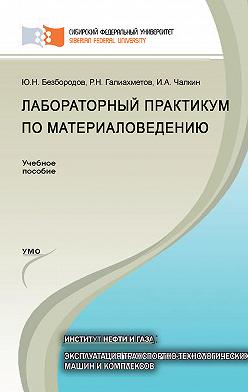 Илья Чалкин - Лабораторный практикум по материаловедению