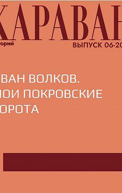 Елена Михайлина - Иван Волков. Мои Покровские ворота
