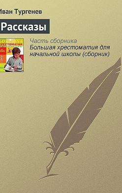 Иван Тургенев - Рассказы