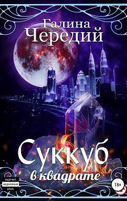 Галина Чередий - Суккуб в квадрате