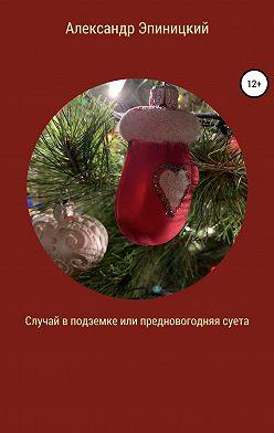 Александр Эпиницкий - Случай в подземке или предновогодняя суета