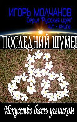 Игорь Молчанов - Последний Шумер. Искусство быть учеником