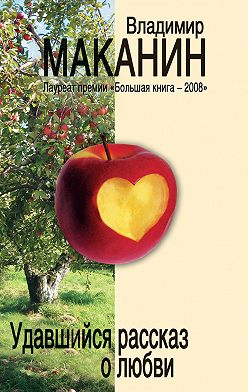 Владимир Маканин - Удавшийся рассказ о любви (сборник)