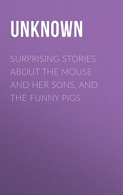 Unknown - Surprising Stories about the Mouse and Her Sons, and the Funny Pigs.