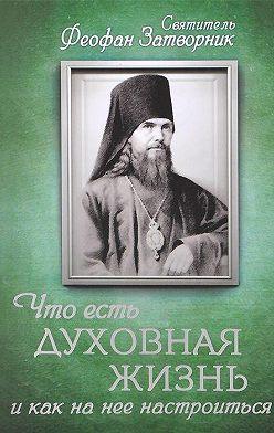 cвятитель Феофан Затворник - Что есть духовная жизнь и как на нее настроиться? Письма
