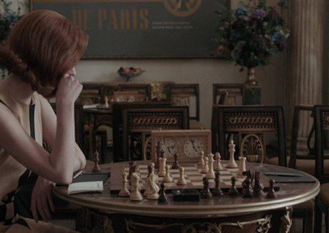 Ход королевы: книги, в которых фигурируют шахматы
