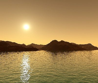 Отпуск на Марсе