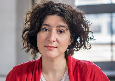 Мария Степанова стала лауреатом премии «НОС 2018»