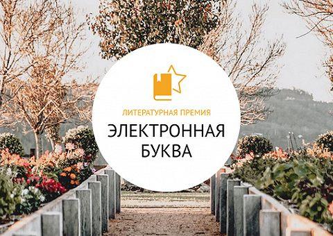 Премия «Электронная буква 2018»: шорт-лист