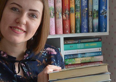 Выбор блогера @olka.book: как заразиться любовью к чтению