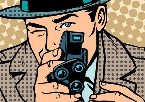 Шпионские детективы