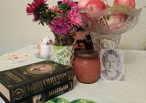 Воспоминания о любимой бабушке