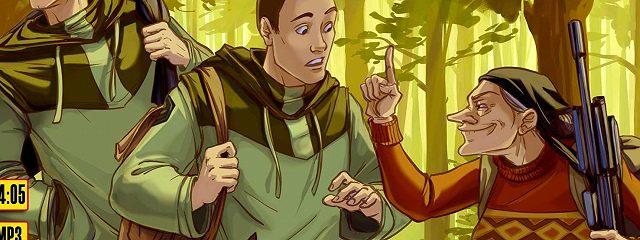 Киборг и его лесник