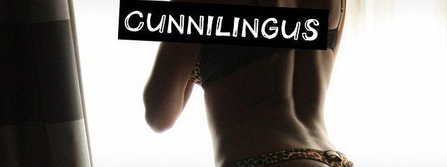 Cunnilingus. Casado en kikimore