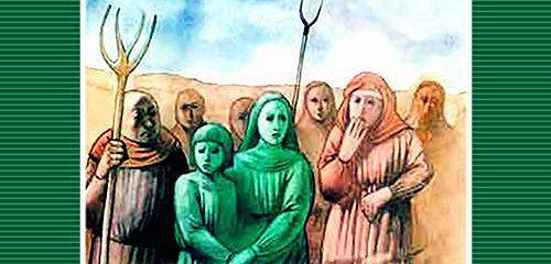 Загадки истории. Зеленые дети изВулпита