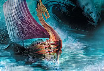 «Покоритель Зари», или плавание на край света