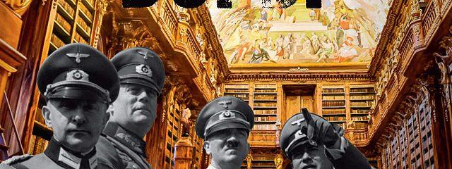 Книжные воры. Как нацисты грабили европейские библиотеки и как литературное наследие было возвращено домой