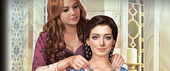 Дочь Роксоланы. Наследие любви