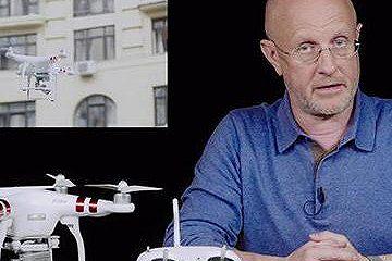 Дрон-шпион, собаки-хипстеры и виртуальная реальность