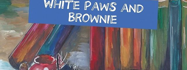 White Paws and Brownie