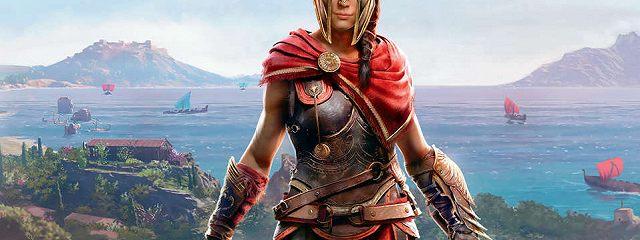 Assassin's Creed. Одиссея