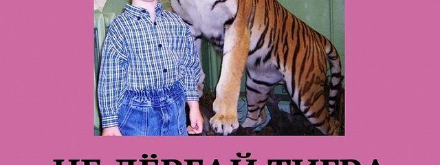 Не дёргай тигра за хвост. Невероятные истории, сказки и притчи