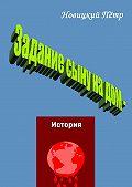 Пётр Новицкий -Задание сыну на дом – история