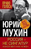 Юрий Мухин -Россия – не Сингапур. Какой ВВП нам нужен