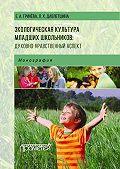 Л. Давлетшина -Экологическая культура младших школьников: духовно-нравственный аспект