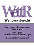 Deutschland -Wettbewerbsrecht – WettR