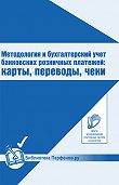 А. В. Шамраев -Методология и бухгалтерский учет банковских розничных платежей: карты, переводы, чеки