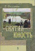 Евгений Николаевич Поселянин -Святая юность