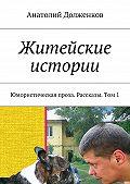 Анатолий Долженков - Житейские истории. Юмористическая проза. Рассказы. Том1