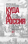 Евгений Викторович Анисимов -Куда ж нам плыть? Россия после Петра Великого