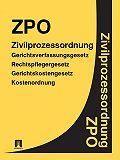 Deutschland - Zivilprozessordnung – ZPO