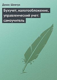 Денис Шевчук -Бухучет, налогообложение, управленческий учет: самоучитель