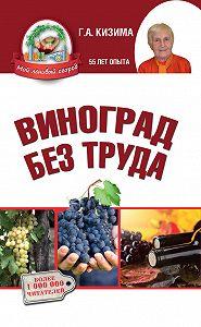 Галина Кизима -Виноград без труда