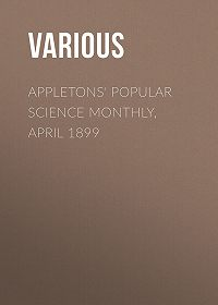 Various -Appletons' Popular Science Monthly, April 1899