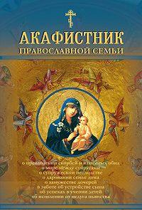 Андрей Рогозянский -Акафистник православной семьи