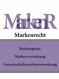 Deutschland -Markenrecht – MarkenR