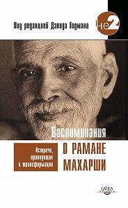 Дэвид Годман -Воспоминания о Рамане Махарши. Встречи, приводящие к трансформации