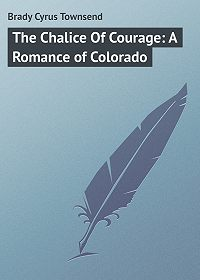 Cyrus Brady -The Chalice Of Courage: A Romance of Colorado