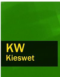 Nederland - Kieswet – KW