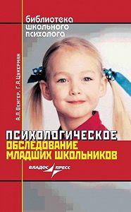 Галина Анатольевна Цукерман -Психологическое обследование младших школьников